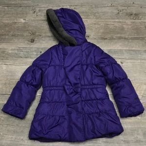 OshKosh B'Gosh Girls Winter Puff Jacket